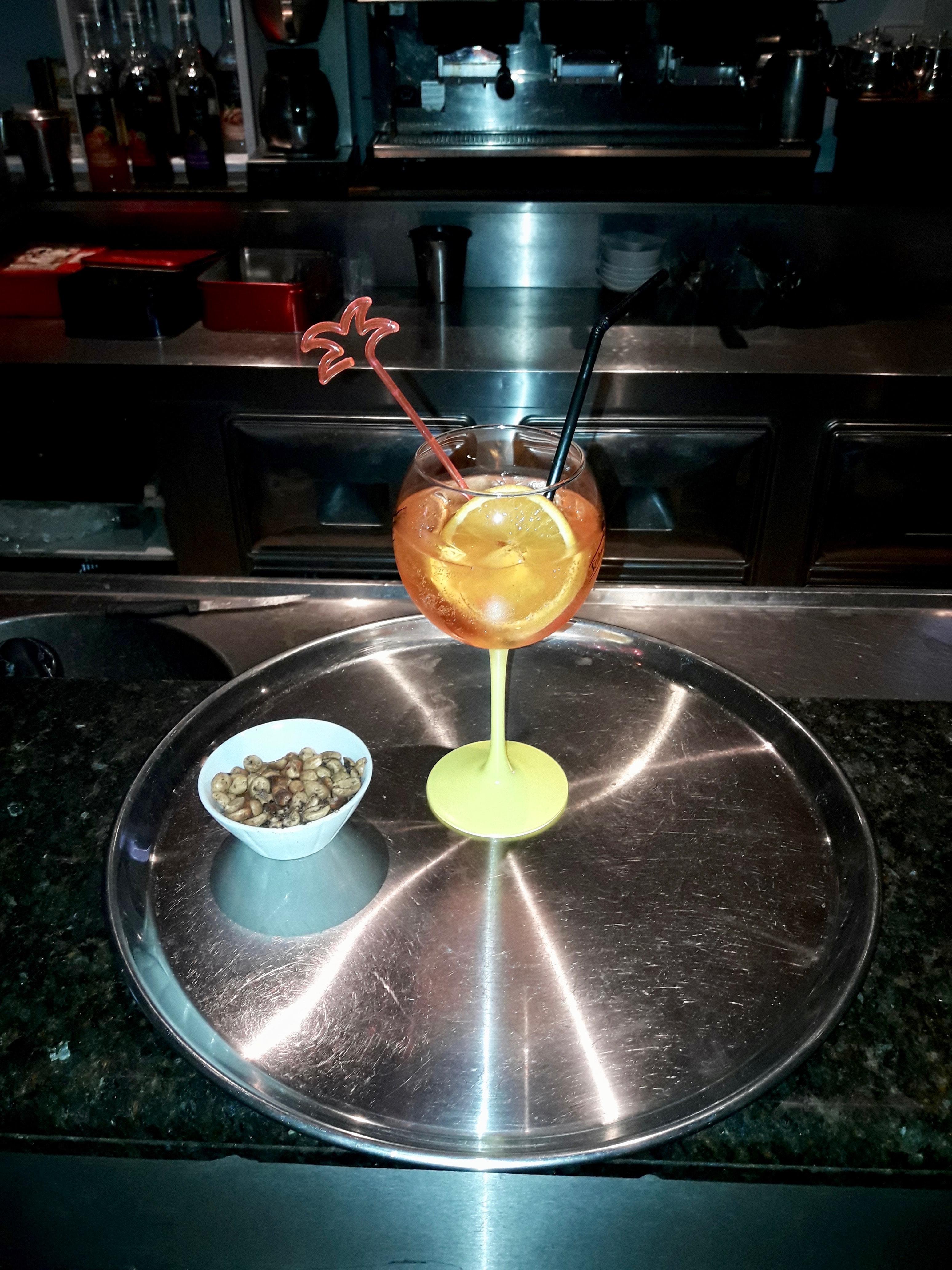 Cocktail Aperol Spritz (aux horaires du restaurant)